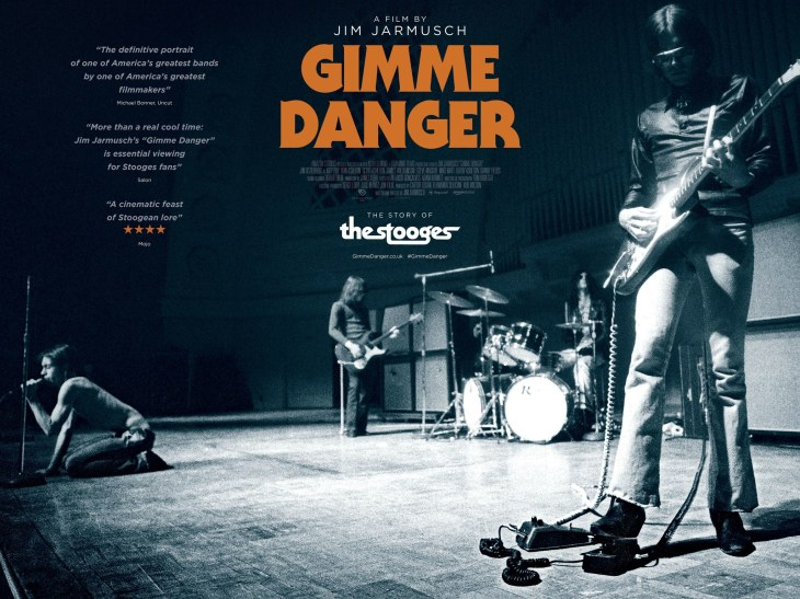 Movie Poster Gimme Danger